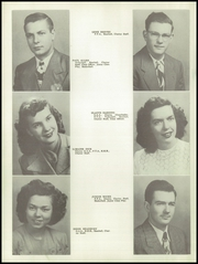 Page 14, 1949 Edition, Union Township High School - Chanticleer Yearbook (West Chester, OH) online yearbook collection