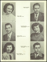 Page 15, 1949 Edition, Union Township High School - Chanticleer Yearbook (West Chester, OH) online yearbook collection