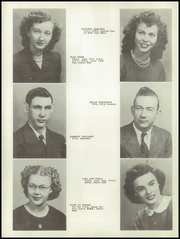 Page 16, 1949 Edition, Union Township High School - Chanticleer Yearbook (West Chester, OH) online yearbook collection