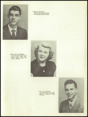 Page 17, 1949 Edition, Union Township High School - Chanticleer Yearbook (West Chester, OH) online yearbook collection