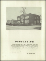 Page 4, 1949 Edition, Union Township High School - Chanticleer Yearbook (West Chester, OH) online yearbook collection