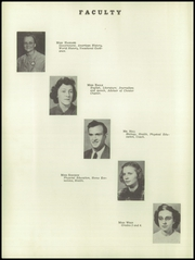Page 6, 1949 Edition, Union Township High School - Chanticleer Yearbook (West Chester, OH) online yearbook collection