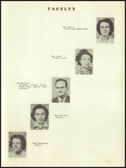 Page 7, 1949 Edition, Union Township High School - Chanticleer Yearbook (West Chester, OH) online yearbook collection