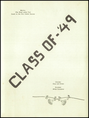 Page 9, 1949 Edition, Union Township High School - Chanticleer Yearbook (West Chester, OH) online yearbook collection