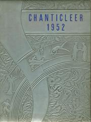 1952 Edition, Union Township High School - Chanticleer Yearbook (West Chester, OH)