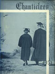1953 Edition, Union Township High School - Chanticleer Yearbook (West Chester, OH)