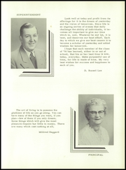 Page 13, 1956 Edition, Union Township High School - Chanticleer Yearbook (West Chester, OH) online yearbook collection