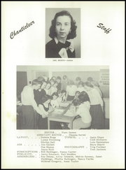 Page 8, 1956 Edition, Union Township High School - Chanticleer Yearbook (West Chester, OH) online yearbook collection