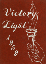 Page 1, 1959 Edition, Mount Victory Dudley High School - Victory Light Yearbook (Mount Victory, OH) online yearbook collection