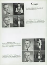 Page 16, 1959 Edition, Mount Victory Dudley High School - Victory Light Yearbook (Mount Victory, OH) online yearbook collection