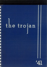 1941 Edition, Troy Luckey High School - Trojan Yearbook (Luckey, OH)