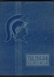 1942 Edition, Troy Luckey High School - Trojan Yearbook (Luckey, OH)
