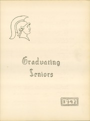 Page 15, 1942 Edition, Troy Luckey High School - Trojan Yearbook (Luckey, OH) online yearbook collection