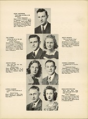 Page 17, 1942 Edition, Troy Luckey High School - Trojan Yearbook (Luckey, OH) online yearbook collection