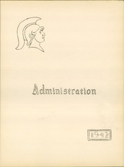 Page 9, 1942 Edition, Troy Luckey High School - Trojan Yearbook (Luckey, OH) online yearbook collection
