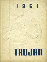 1951 Edition, Troy Luckey High School - Trojan Yearbook (Luckey, OH)