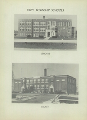 Page 10, 1951 Edition, Troy Luckey High School - Trojan Yearbook (Luckey, OH) online yearbook collection