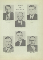Page 11, 1951 Edition, Troy Luckey High School - Trojan Yearbook (Luckey, OH) online yearbook collection