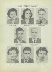 Page 12, 1951 Edition, Troy Luckey High School - Trojan Yearbook (Luckey, OH) online yearbook collection