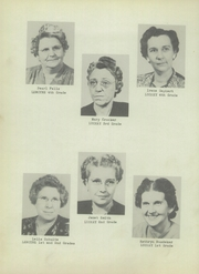 Page 14, 1951 Edition, Troy Luckey High School - Trojan Yearbook (Luckey, OH) online yearbook collection