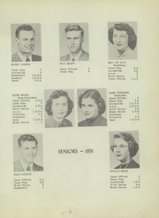 Page 17, 1951 Edition, Troy Luckey High School - Trojan Yearbook (Luckey, OH) online yearbook collection