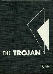 1958 Edition, Troy Luckey High School - Trojan Yearbook (Luckey, OH)