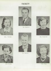 Page 11, 1953 Edition, Montgomery Local High School - Mohirab Yearbook (Wayne, OH) online yearbook collection
