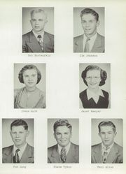 Page 17, 1953 Edition, Montgomery Local High School - Mohirab Yearbook (Wayne, OH) online yearbook collection