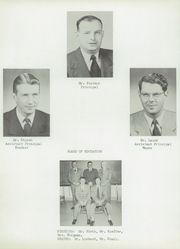 Page 8, 1953 Edition, Montgomery Local High School - Mohirab Yearbook (Wayne, OH) online yearbook collection