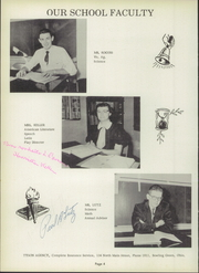 Page 10, 1956 Edition, Montgomery Local High School - Mohirab Yearbook (Wayne, OH) online yearbook collection