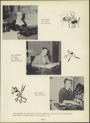Page 11, 1956 Edition, Montgomery Local High School - Mohirab Yearbook (Wayne, OH) online yearbook collection