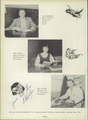 Page 12, 1956 Edition, Montgomery Local High School - Mohirab Yearbook (Wayne, OH) online yearbook collection