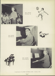 Page 13, 1956 Edition, Montgomery Local High School - Mohirab Yearbook (Wayne, OH) online yearbook collection
