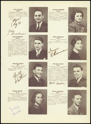 Page 17, 1940 Edition, Holmes Liberty High School - Oriole Yearbook (Bucyrus, OH) online yearbook collection