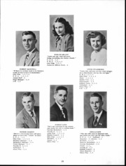 Page 16, 1950 Edition, Holmes Liberty High School - Oriole Yearbook (Bucyrus, OH) online yearbook collection