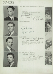 Page 16, 1942 Edition, University School - Mabian Yearbook (Hunting Valley, OH) online yearbook collection