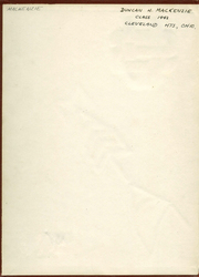 Page 2, 1942 Edition, University School - Mabian Yearbook (Hunting Valley, OH) online yearbook collection
