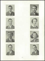 Page 13, 1947 Edition, University School - Mabian Yearbook (Hunting Valley, OH) online yearbook collection