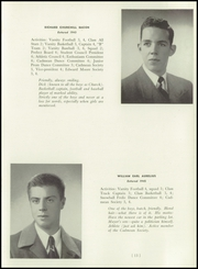 Page 17, 1947 Edition, University School - Mabian Yearbook (Hunting Valley, OH) online yearbook collection