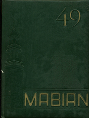 Page 1, 1949 Edition, University School - Mabian Yearbook (Hunting Valley, OH) online yearbook collection