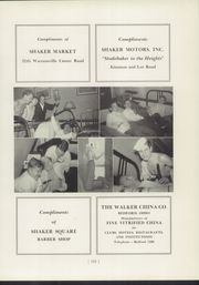 Page 165, 1949 Edition, University School - Mabian Yearbook (Hunting Valley, OH) online yearbook collection