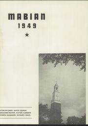 Page 5, 1949 Edition, University School - Mabian Yearbook (Hunting Valley, OH) online yearbook collection