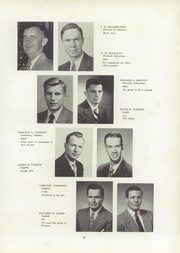 Page 13, 1954 Edition, University School - Mabian Yearbook (Hunting Valley, OH) online yearbook collection