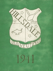 Page 1, 1941 Edition, Hillsdale School - Yearbook (Cincinnati, OH) online yearbook collection