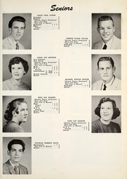 Page 15, 1958 Edition, Gomer High School - Echo Yearbook (Gomer, OH) online yearbook collection