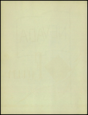 Page 10, 1945 Edition, Nevada High School - Reflector Yearbook (Nevada, OH) online yearbook collection