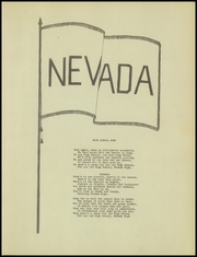 Page 9, 1945 Edition, Nevada High School - Reflector Yearbook (Nevada, OH) online yearbook collection
