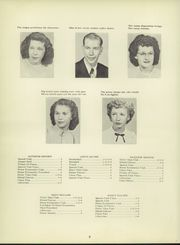 Page 12, 1950 Edition, Nevada High School - Reflector Yearbook (Nevada, OH) online yearbook collection