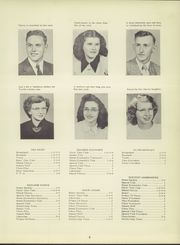 Page 13, 1950 Edition, Nevada High School - Reflector Yearbook (Nevada, OH) online yearbook collection