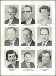 Page 10, 1954 Edition, Nevada High School - Reflector Yearbook (Nevada, OH) online yearbook collection